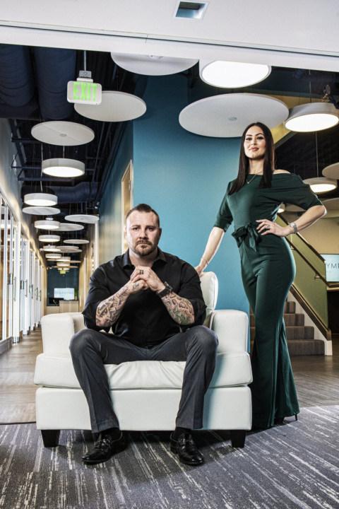 Paradyme Funding Co-founders, Ryan and Kara Garland