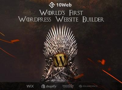 World's First WordPress Website Builder