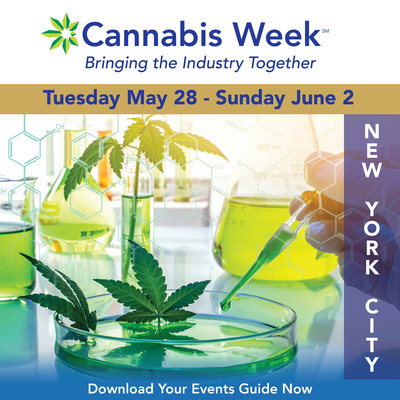 CWCBExpo Announces Cannabis Week NYC #CannabisMeansBusiness @cwcbexpo