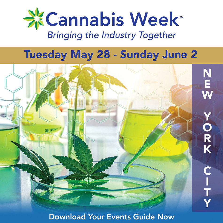 CWCBExpo Announces Cannabis Week NYC #CannabisMeansBusiness @cwcbexpo
