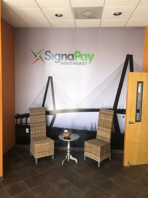 SignaPay LTD, Accelerates Growth with Opening of New Office in Charleston, South Carolina