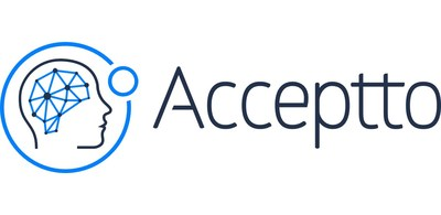 Acceptto, a leading provider of Cognitive Continuous Authentication. (PRNewsfoto/Acceptto)