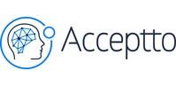 Acceptto, a leading provider of Cognitive Continuous Authentication. (PRNewsfoto/Acceptto)