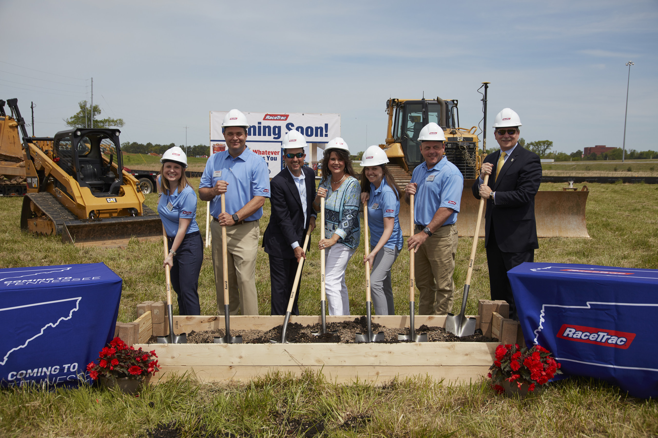 RaceTrac Celebrates Tennessee Expansion with Murfreesboro