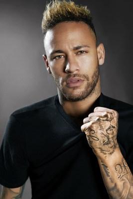 Neymar Jr x Diesel Fragrances Official Portrait (PRNewsFoto/Diesel Fragrances)