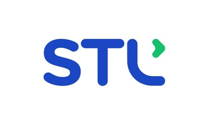 The new brand identity of Sterlite Technologies Ltd (STL) (PRNewsfoto/Sterlite Technologies Ltd. (STL))