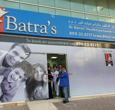 Dr Batra S Launches Its 10th International Clinic In Abu Dhabi