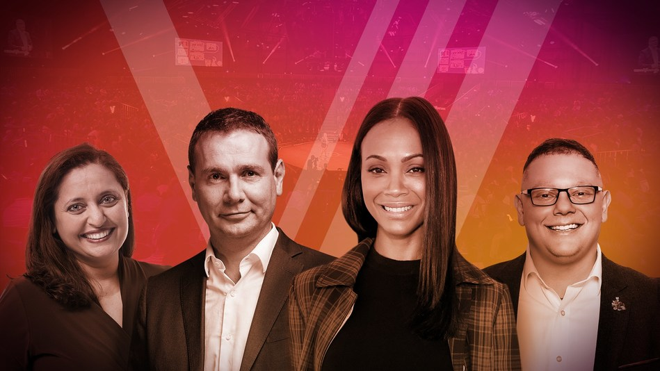 Zoe Saldana has been announced as judge of the Chivas Venture alongside: Alexandre Ricard, Chairman and CEO of Pernod Ricard; Cemal Ezel, founder of Change Please and global winner of the Chivas Venture 2018; and Sonal Shah, economist and founding Executive Director of the Beeck Center for Social Impact + Innovation at Georgetown University.