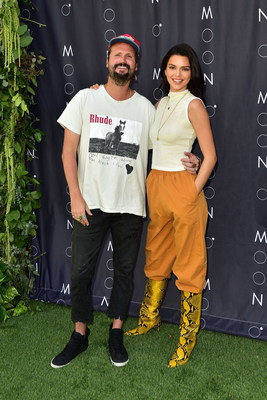 Kendall Jenner Celebrates Launch Of The New Elevated Oral Care