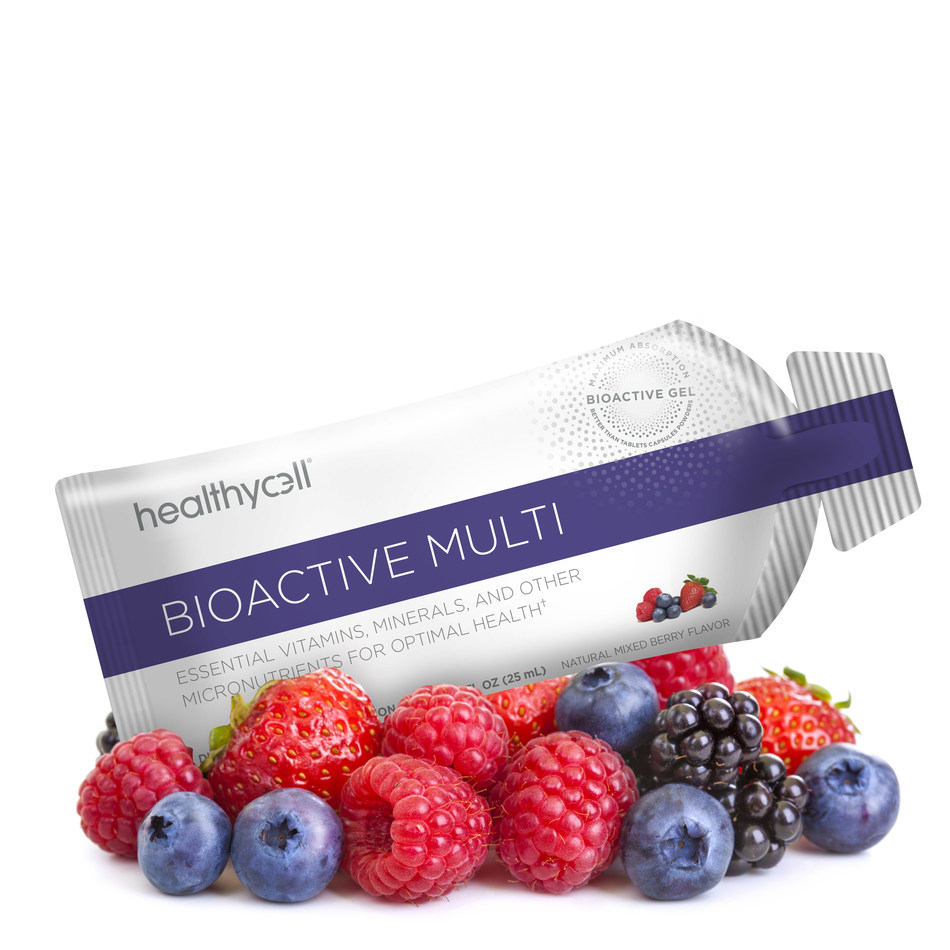 Supplement users can enjoy Bioactive Multi straight from the gel pack, by adding it to a drink or meal, and even by blending it into smoothies.