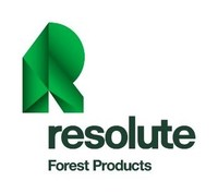 Logo: Resolute Forest Products (CNW Group/Resolute Forest Products Inc.)