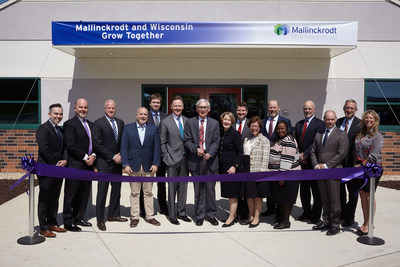 Mallinckrodt Completes Expansion of Operations and
