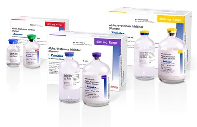 FDA approves 4- and 5-gram vials of CSL Behring's ZEMAIRA(r).