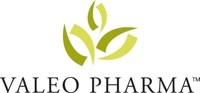 Valeo Pharma Logo (CNW Group/Valeo Pharma inc.)