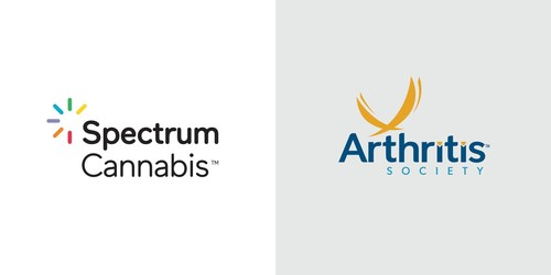 Logo: Spectrum Cannabis and the Arthritis Society Team Up to Launch Arthritis Talks, A National Symposium Series for Patients (CNW Group/Canopy Growth Corporation)