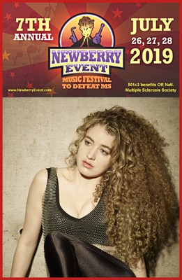 Tal Wilkenfeld Headlines 7th Newberry Event Charity Music Festival in Central Oregon