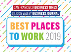 pMD Recognized as 2019 Bay Area Best Place to Work