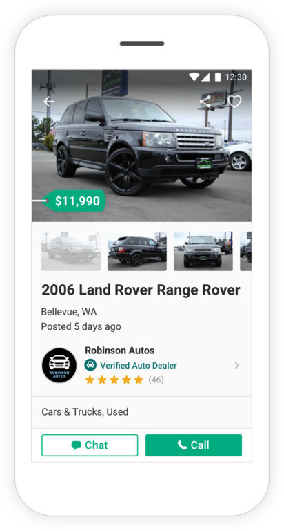 OfferUp Helps Auto Dealers Find Hot Leads Through Artificial