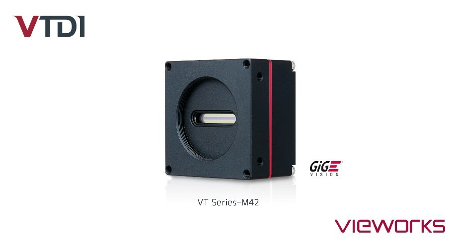 Vieworks' New VT Series with GigE Interface