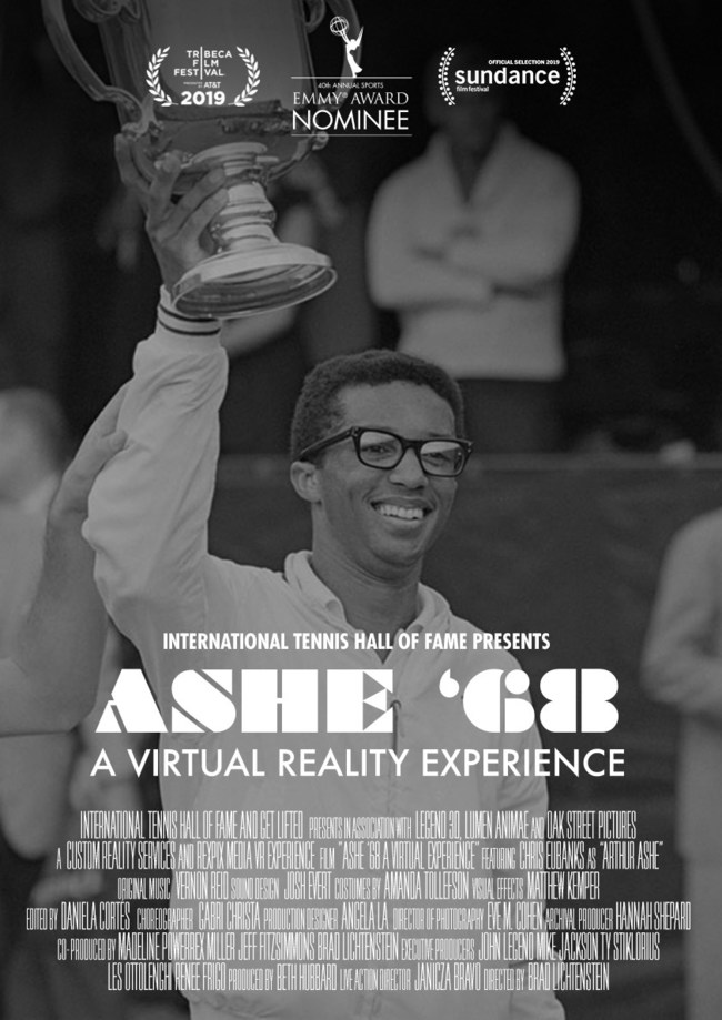 Ashe '68/Oak Street Pictures