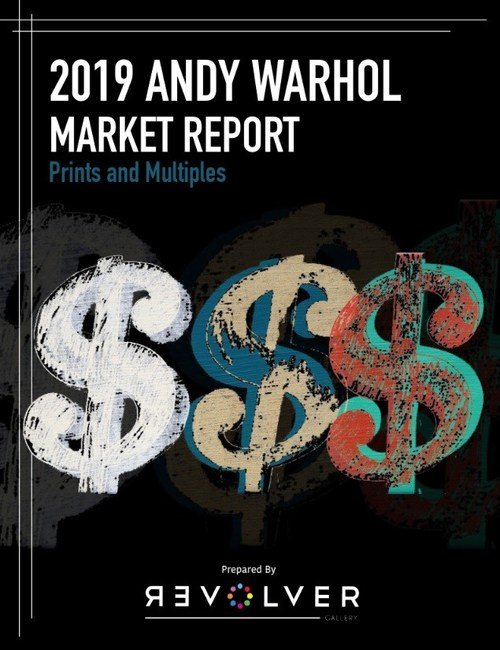 Revolver Gallery's inaugural annual Andy Warhol market report. This report features an overview of the Andy Warhol print market, while combining quantitative historical data and analysis.