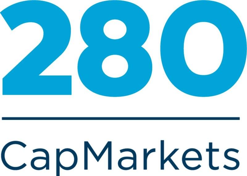 280 CapMarkets (PRNewsfoto/280 CapMarkets)