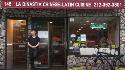 """Imagen del video de Remezcla ganador de un Webby, """"Latinos chinos explican la comida china-latina"""" (PRNewsfoto/REMEZCLA)"""