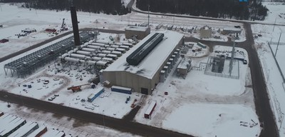 Burns & McDonnell Reaches Substantial Completion on A.J. Mihm and F.D. Kuester Reciprocating Engine Power Generating Stations in Michigan's Upper Peninsula
