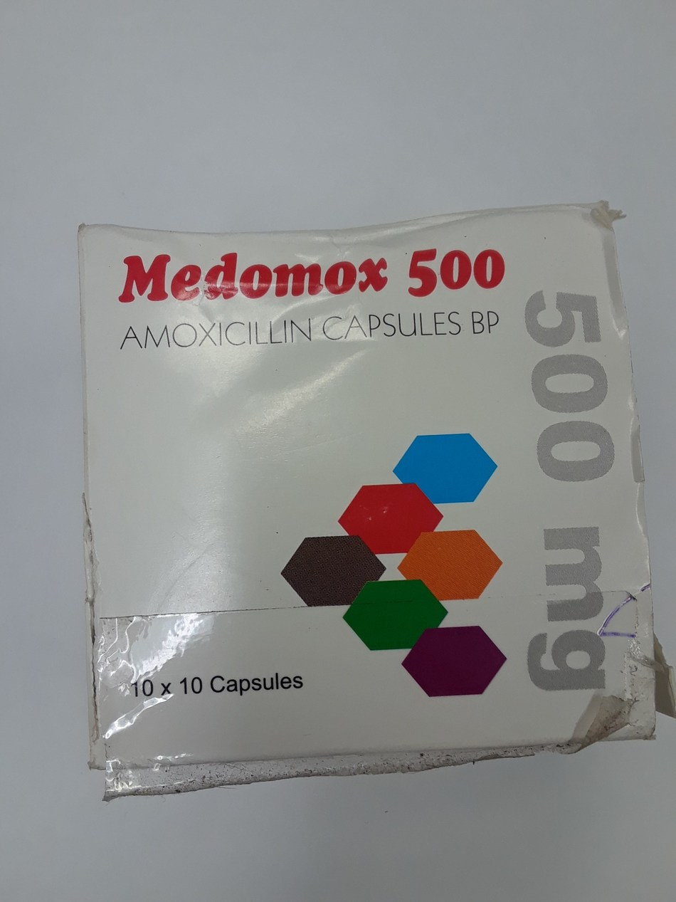Medomox 500 (CNW Group/Health Canada)