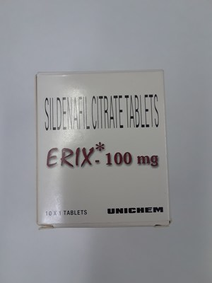 Erix*-100 mg (CNW Group/Health Canada)