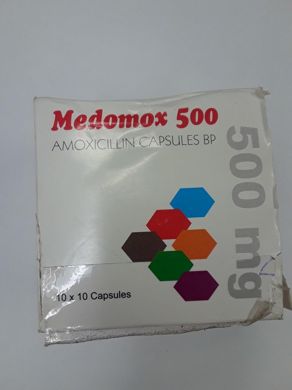 Medomox 500 (Groupe CNW/Santé Canada)