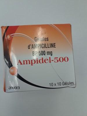 Ampidel-500 (Groupe CNW/Santé Canada)