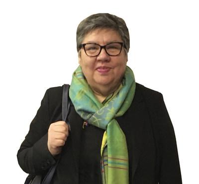 Gloria Letendre, M.Sc. (Groupe CNW/Santé Canada)