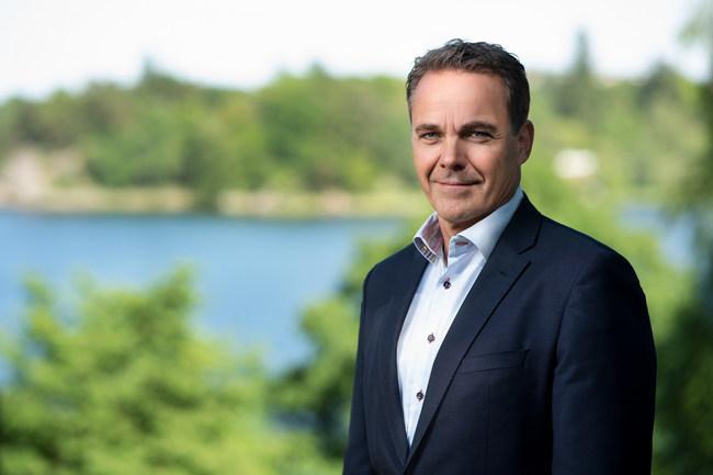 Jesper Zerlang, CEO of LogPoint