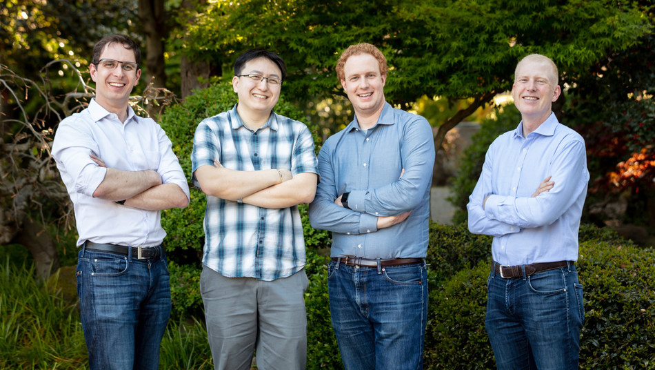 Verkada founders Filip Kaliszan, James Ren, Benjamin Bercovitz and Hans Robertson raised $40 million to continue expansion across the enterprise security market.