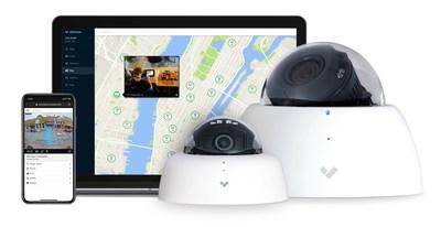 Le système complet de sécurité vidéo de Verkada repose sur une architecture logicielle moderne qui permet aux utilisateurs finaux de contrôler les caméras facilement et en toute sécurité au moyen d'une plateforme centralisée de gestion. (PRNewsfoto/Verkada)