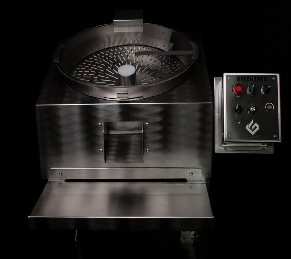 GreenBroz, Inc. Model M Dry Trimmer