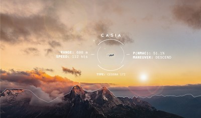 "Providing the ""eyes and brain"" for drones, Casia enables missions beyond visual line of sight."