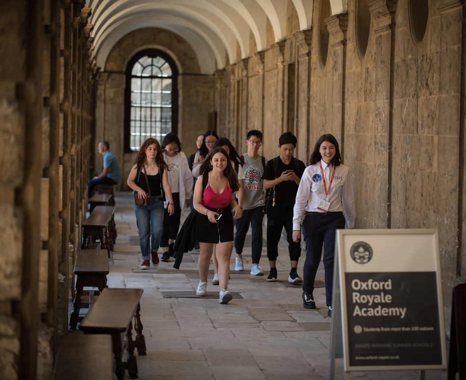 ORA is the leading provider of academic summer schools for international students