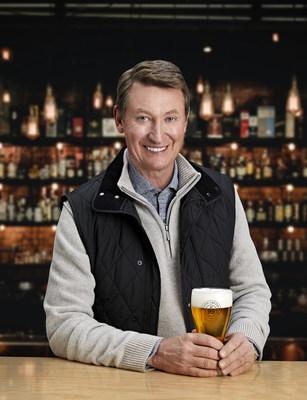 Wayne Gretzky Estates Introduces New No. 99 Rye Lager Beer (CNW Group/Andrew Peller Ltd.)