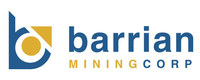 Logo: Barrian Mining Corp. (CNW Group/Barrian Mining Corp.)
