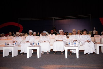 VIP Guests attending the Rebranding of Oman Aviation Group