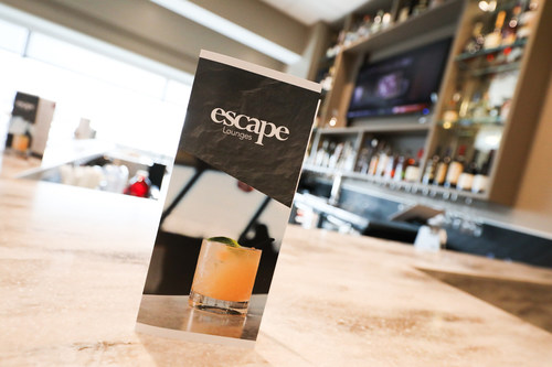 ONT has opened its second Escape Lounge – this one in Terminal 4.