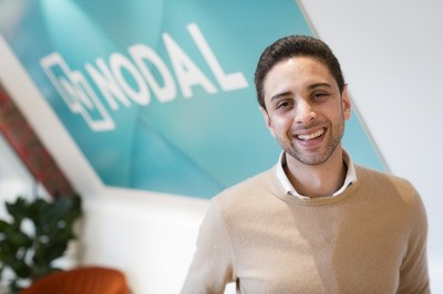 Oliver Hibbs-Brockway, Founder and Chief Executive Officer, Nodal