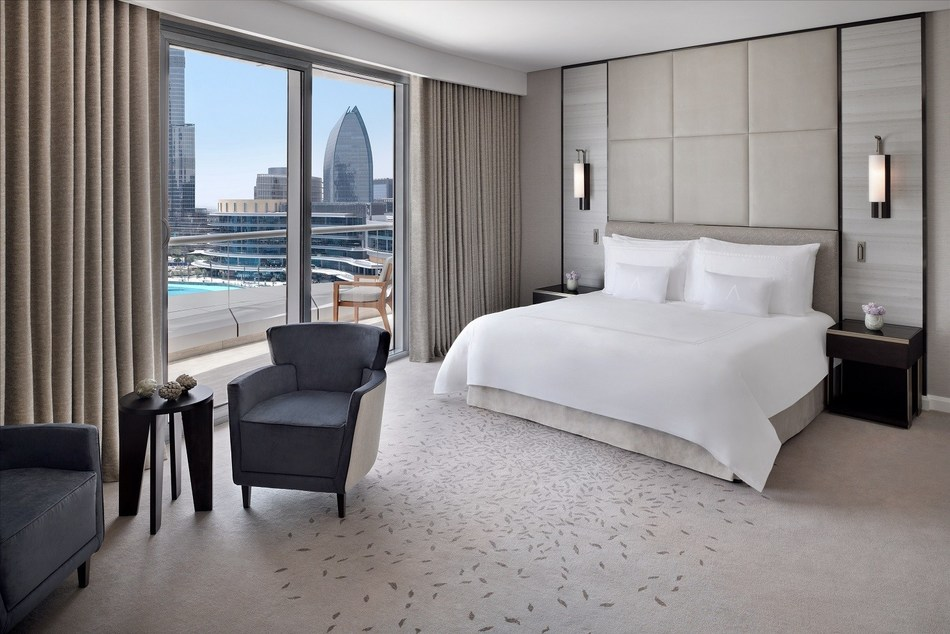 Executive suite at Address Downtown