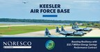 Keesler Air Force Base to Boost Resiliency with $32.7 Million NORESCO Energy Savings Performance Contract