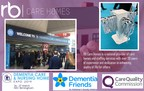 RB Care Homes Sponsored Dementia, Care & Nursing Home Expo 2019 Offers Hope for People Requiring Specialised Care