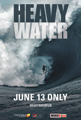 The Story of Big Wave Surfer Nathan Fletcher, 'Heavy Water