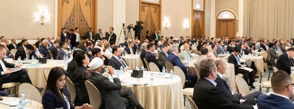 Anthony Ritossa's 8th Global Family Office Summit in Dubai enjoyed record attendance.