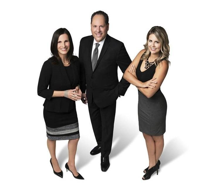 Realty Pro 100℠ Executive Team Members (from left to right); Joanne Vartanian - CEO & President, Blake Vartanian – Chairman & Mary Walters - Vice President. (PRNewsfoto/Realty Pro 100)